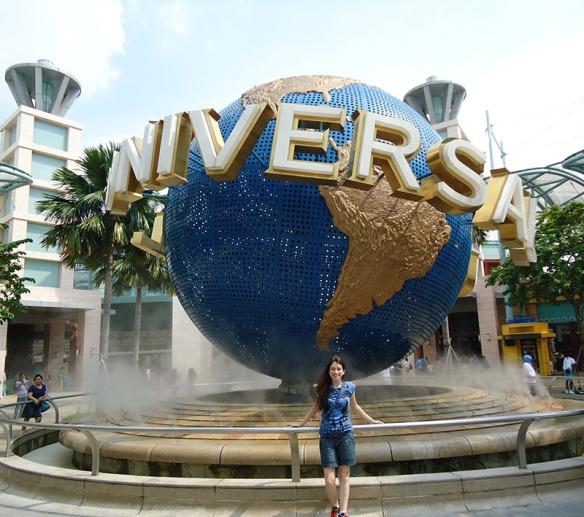 universal studios sentosa cingapura